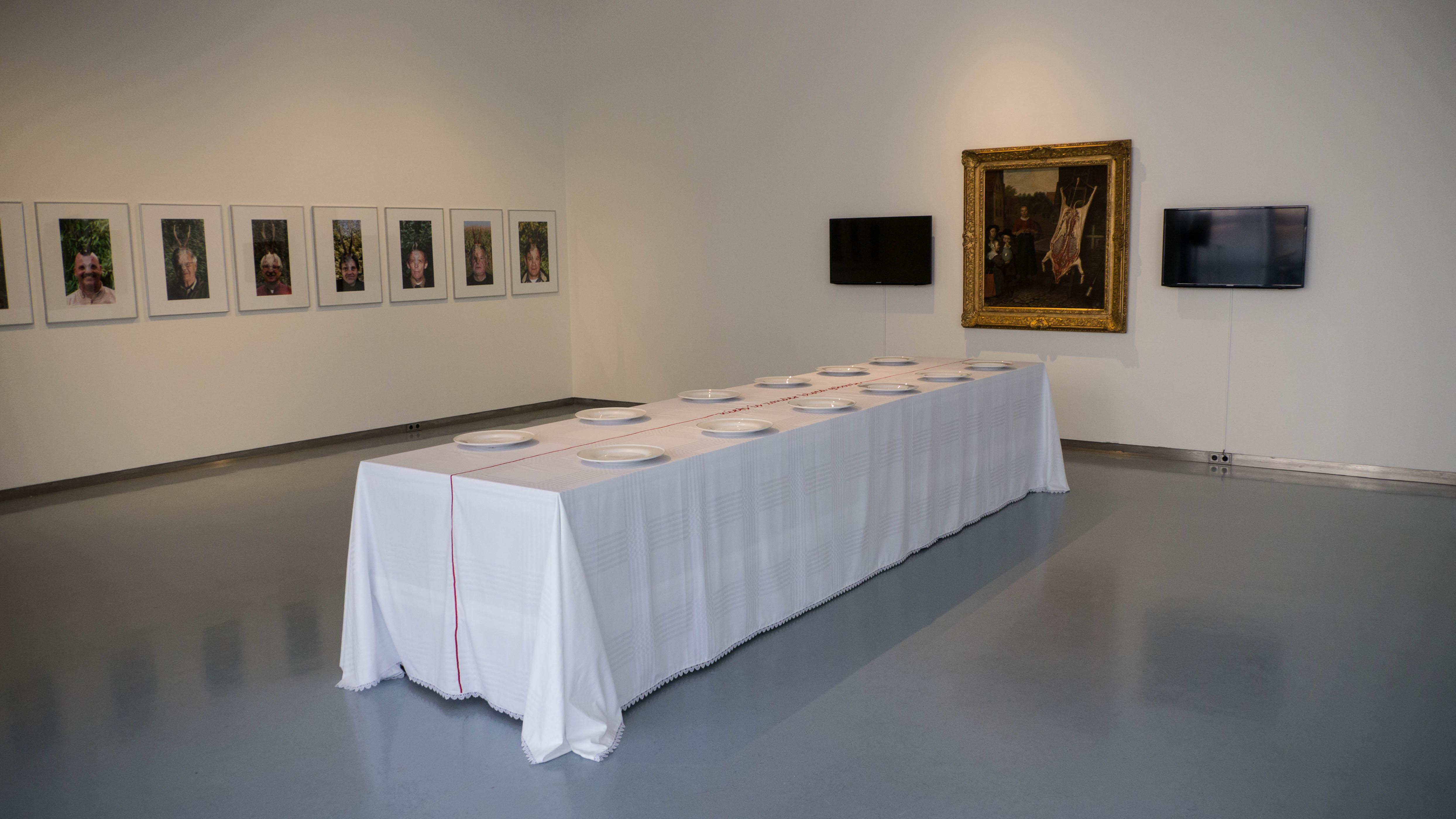 Overzicht tafel for Tafels overzicht